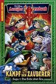 (C) Egmont Comic Collection / Lustiges Taschenbuch Collection: Kampf der Zauberer 3 / Zum Vergrößern auf das Bild klicken