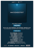 MASSENDEFEKT Tour 2018 Flyer