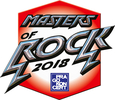 Masters of Rock 2018 Logo