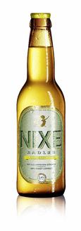 Nixe Brau GmbH / Nixe__Radler / Zum Vergrößern auf das Bild klicken