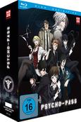 (C) KAZÉ Anime / Psycho-Pass Vol. 1 / Zum Vergrößern auf das Bild klicken