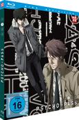 (C) KAZÉ Anime / Psycho-Pass Vol. 2 / Zum Vergrößern auf das Bild klicken