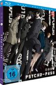 (C) KAZÉ Anime / Psycho-Pass Vol. 4 / Zum Vergrößern auf das Bild klicken