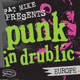 Punk In Drublic Music Festival Flyer
