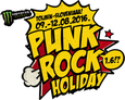 Punk Rock Holiday 2016 Logo