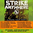 STRIKE ANYWHERE Tourpromo 2020