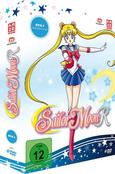 (C) KAZÉ Anime / Sailor Moon Vol. 3 / Zum Vergrößern auf das Bild klicken