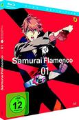 (C) peppermint anime / Samurai Flamenco Vol. 1 / Zum Vergrößern auf das Bild klicken