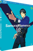 Samurai Flamenco Vol. 2