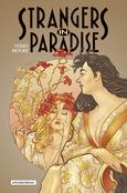 (C) Schreiber & Leser / Strangers in Paradise 4 / Zum Vergrößern auf das Bild klicken