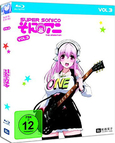 Super Sonico - The Animation Vol. 3