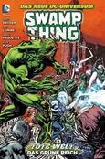 (C) Panini Comics / Swamp Thing 3 / Zum Vergrößern auf das Bild klicken