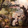 (C) Rubber Records / THE CASANOVAS: Terra Casanova / Zum Vergrößern auf das Bild klicken