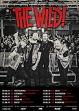 THE WILD Tourposter 2019