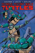 (C) Panini Comics / Teenage Mutant Ninja Turtles 4 / Zum Vergrößern auf das Bild klicken