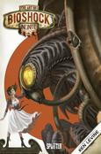 (C) Splitter Verlag / The Art of BioShock Infinite / Zum Vergrößern auf das Bild klicken
