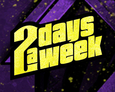Two Days A Week Logo