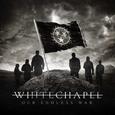 (c) Metal Blade / Whitechapel___Our_Endless_War___Artwork / Zum Vergrößern auf das Bild klicken