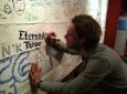 ETERNAL TANGO / Tourtagebuch Aarau / Zum Vergrößern auf das Bild klicken