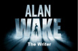 Alan Wake - The Writer Cover