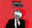 ANGELIKA EXPRESS goldener trash (c) Peng Musik/Cargo / Zum Vergrößern auf das Bild klicken