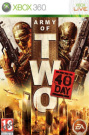 Army of Two 40 Day Cover (C) EA