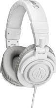(c) Audio-Technica / ath-m50wh / Zum Vergrößern auf das Bild klicken
