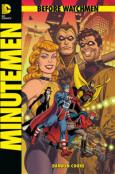 (C) Panini Comics / Before Watchmen: Minutemen / Zum Vergrößern auf das Bild klicken