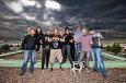 CALIBAN & Century Media Crew (c) Sebastian Steinfort / Zum Vergrößern auf das Bild klicken