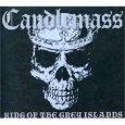 CANDLEMASS king of the grey islands (c) Nuclear Blast/Warner / Zum Vergrößern auf das Bild klicken