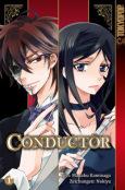 (C) Tokyopop / Conductor 1 / Zum Vergrößern auf das Bild klicken