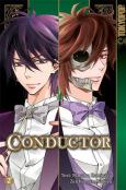 (C) Tokyopop / Conductor 2 / Zum Vergrößern auf das Bild klicken
