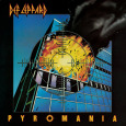 DEF LEPPARD Pyromania (c) Polydor/Universal / Zum Vergrößern auf das Bild klicken