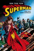 (C) Panini Comics / Der Tod von Superman 2 / Zum Vergrößern auf das Bild klicken