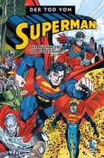 (C) Panini Comics / Der Tod von Superman 4 / Zum Vergrößern auf das Bild klicken