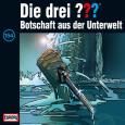 (C) Europa/Sony Music / Die drei Fragezeichen 154 / Zum Vergrößern auf das Bild klicken