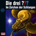 (C) Europa/Sony Music / Die drei Fragezeichen 157 / Zum Vergrößern auf das Bild klicken