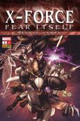 (C) Panini Comics / Die neue X-Force 3 / Zum Vergrößern auf das Bild klicken