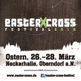 easter cross Festival Flyer 2016