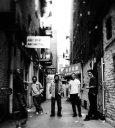 FAITH NO MORE (c) London Records 1997 / Zum Vergrößern auf das Bild klicken