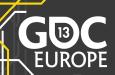 (C) GDC / GDC Europe 2013 Logo / Zum Vergrößern auf das Bild klicken