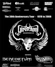 GIRLSCHOOL - The 30th Anniversary Tour - 1978 to 2008 / Zum Vergr��ern auf das Bild klicken