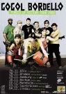 GOGOL BORDELLO - Forces Of Victory Tour 2008 / Zum Vergrößern auf das Bild klicken