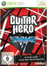 Guitar Hero Van Halen Packshot (c)  (c) Neversoft/Activision