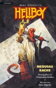 (C) Golkonda Verlag / Hellboy: Medusas Rache / Zum Vergrößern auf das Bild klicken