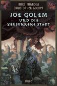 (C) Lübbe Verlag / Joe Golem und die versunkene Stadt / Zum Vergrößern auf das Bild klicken