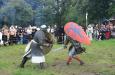 (C) Festival Mediaval / Lagerkämpfe / Zum Vergrößern auf das Bild klicken