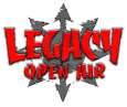 Legacy Open Air Logo