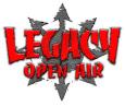 (C) Legacy Open Air / Legacy Open Air Logo / Zum Vergrößern auf das Bild klicken