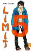 (C) Egmont Manga & Anime / Limit 5 / Zum Vergrößern auf das Bild klicken